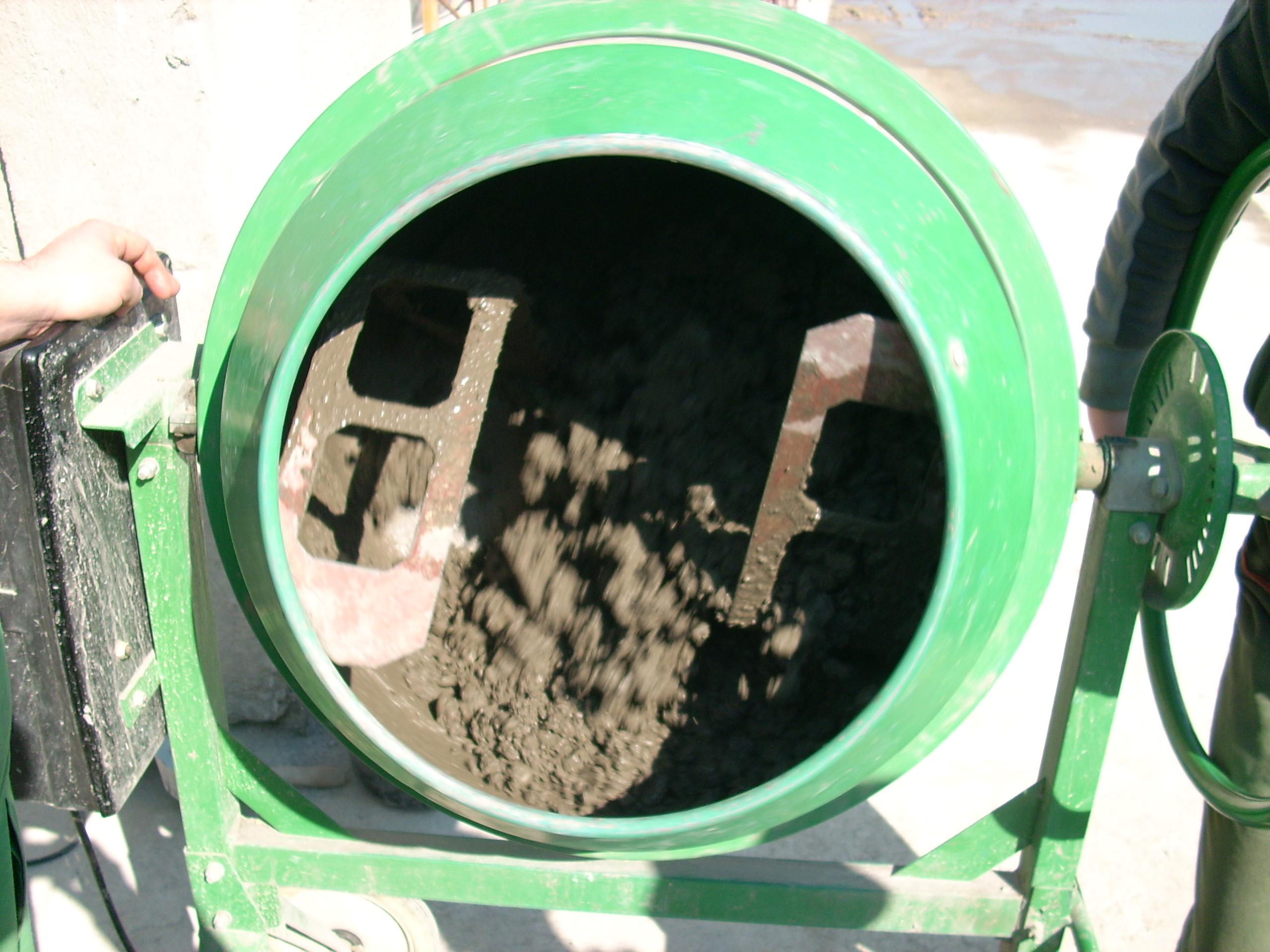 Prepararea betonului hidroizolat in toata masa UNICO PROFIT - Poza 13