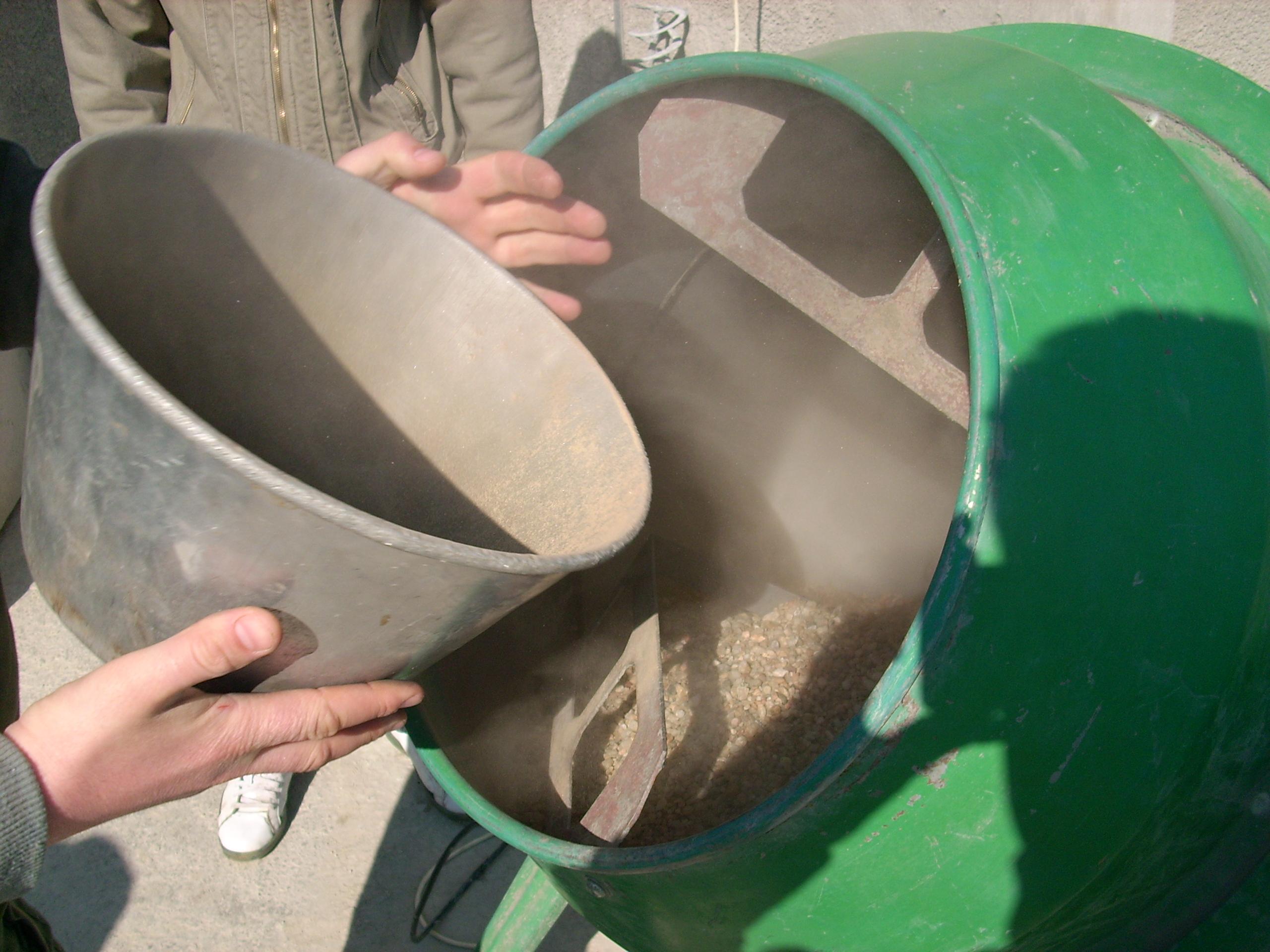 Prepararea betonului hidroizolat in toata masa UNICO PROFIT - Poza 14