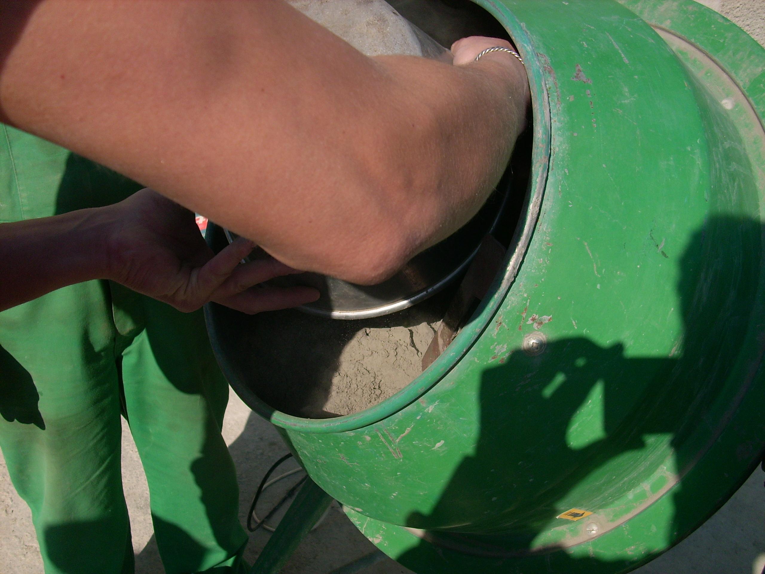 Prepararea betonului hidroizolat in toata masa UNICO PROFIT - Poza 16