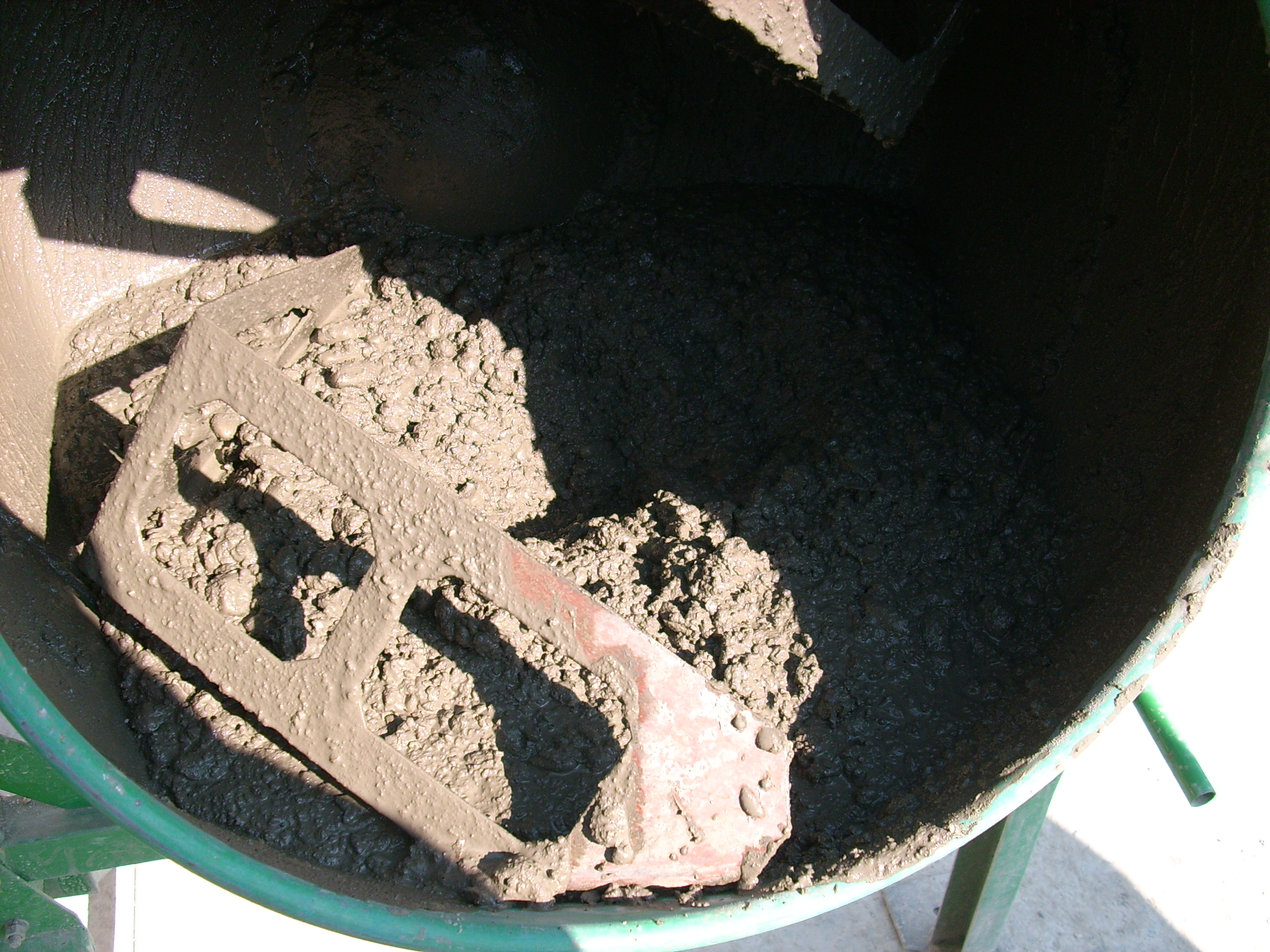 Prepararea betonului hidroizolat in toata masa UNICO PROFIT - Poza 17