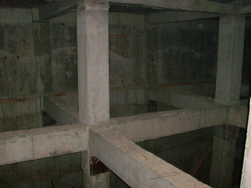 Lucrari, proiecte Etansare gauri tiranti - PRO HOTELS - Bazin apa - Complexul City Confort UNICO PROFIT - Poza 1