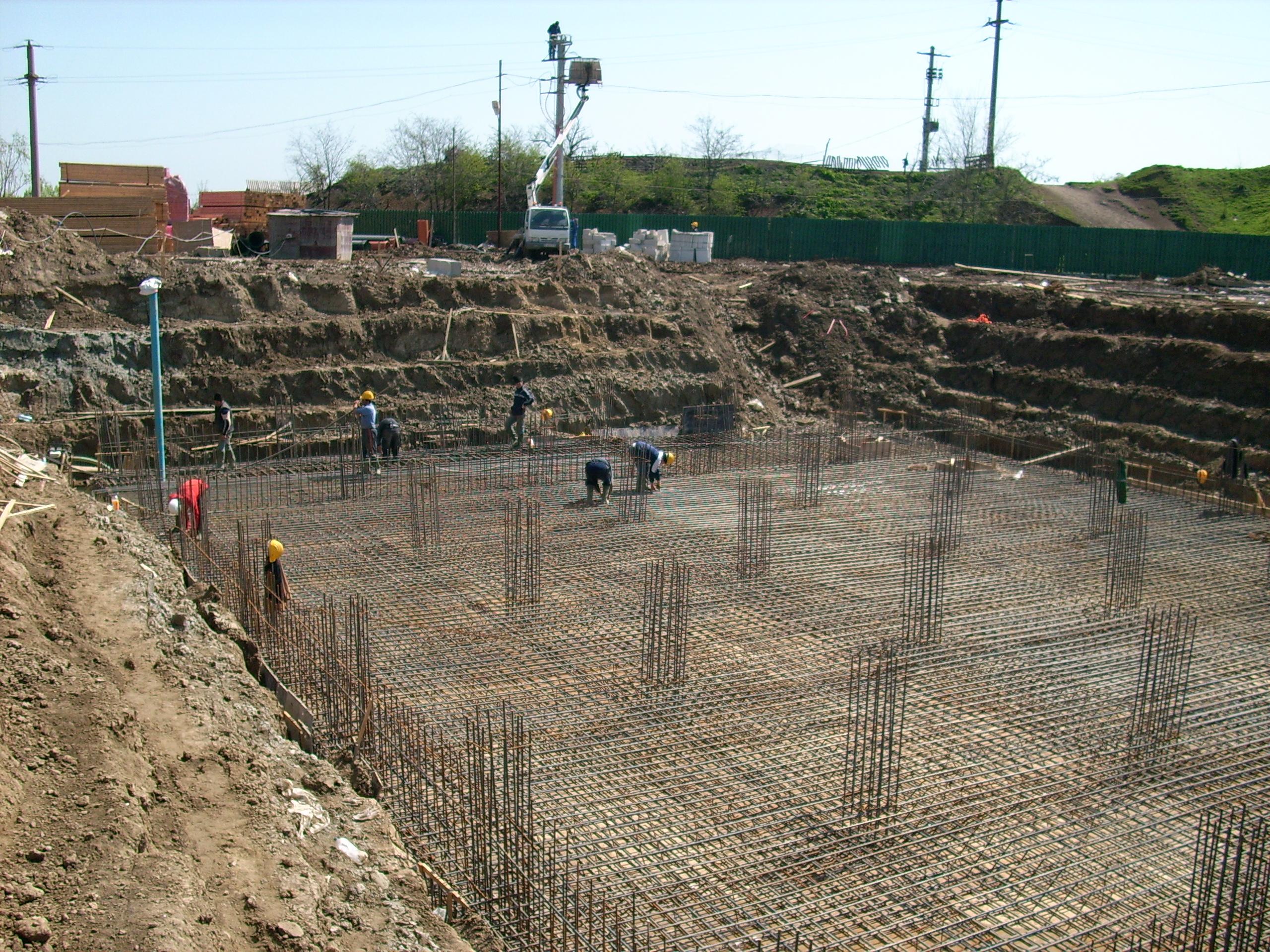 Etansare gauri tiranti - PRO HOTELS - Bazin apa - Complexul City Confort UNICO PROFIT - Poza 5