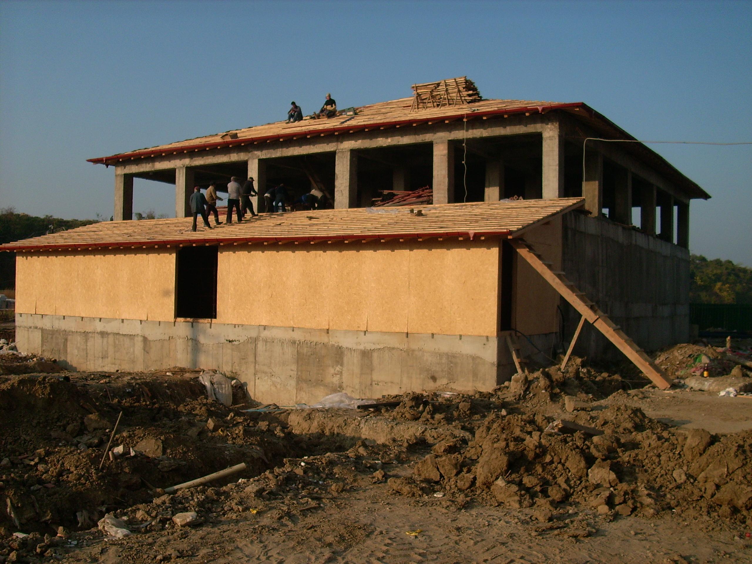 Etansare gauri tiranti - PRO HOTELS - Bazin apa - Complexul City Confort UNICO PROFIT - Poza 8
