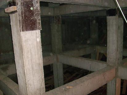 Aplicare tratamente de impermeabilizare - RADMYX RADMYX Etansare gauri tiranti - PRO HOTELS - Bazin apa