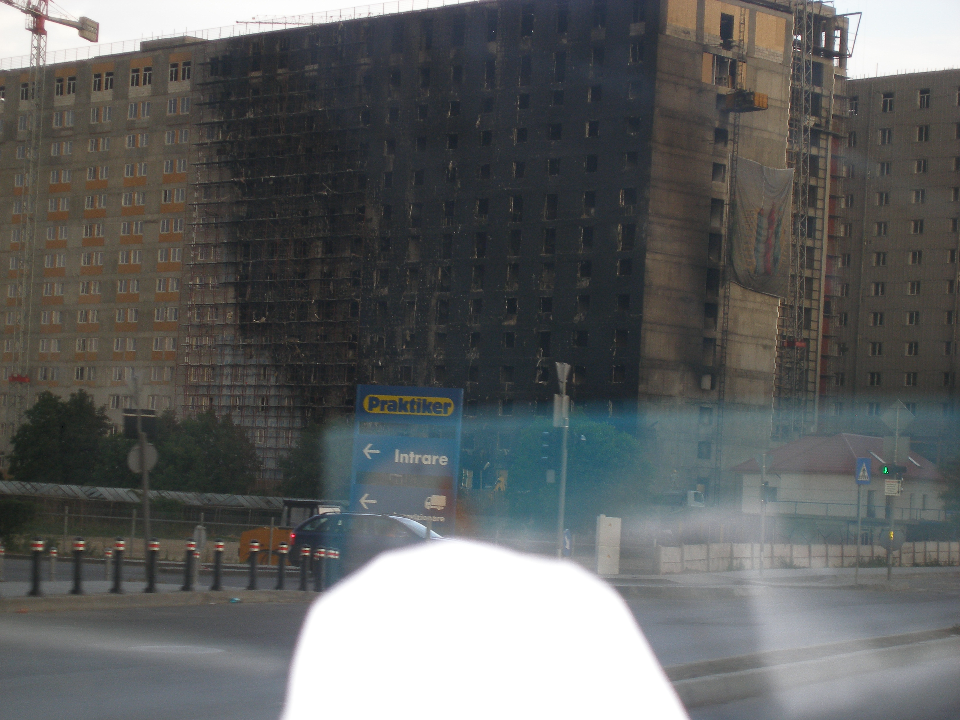 Etansare si colmatare gauri tiranti - RIN Grand Hotel UNICO PROFIT - Poza 2