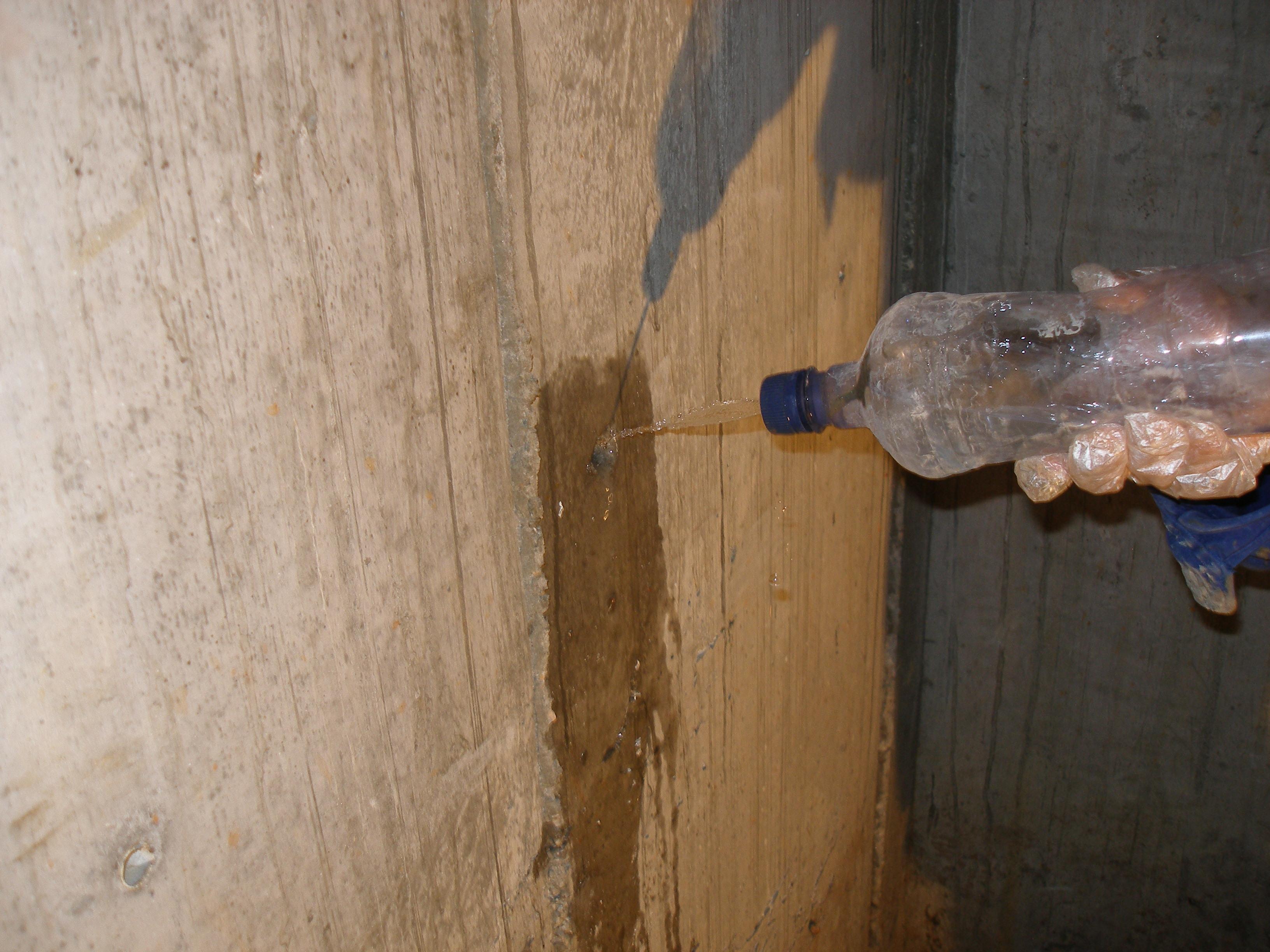 Etansare si colmatare gauri tiranti - RIN Grand Hotel UNICO PROFIT - Poza 4