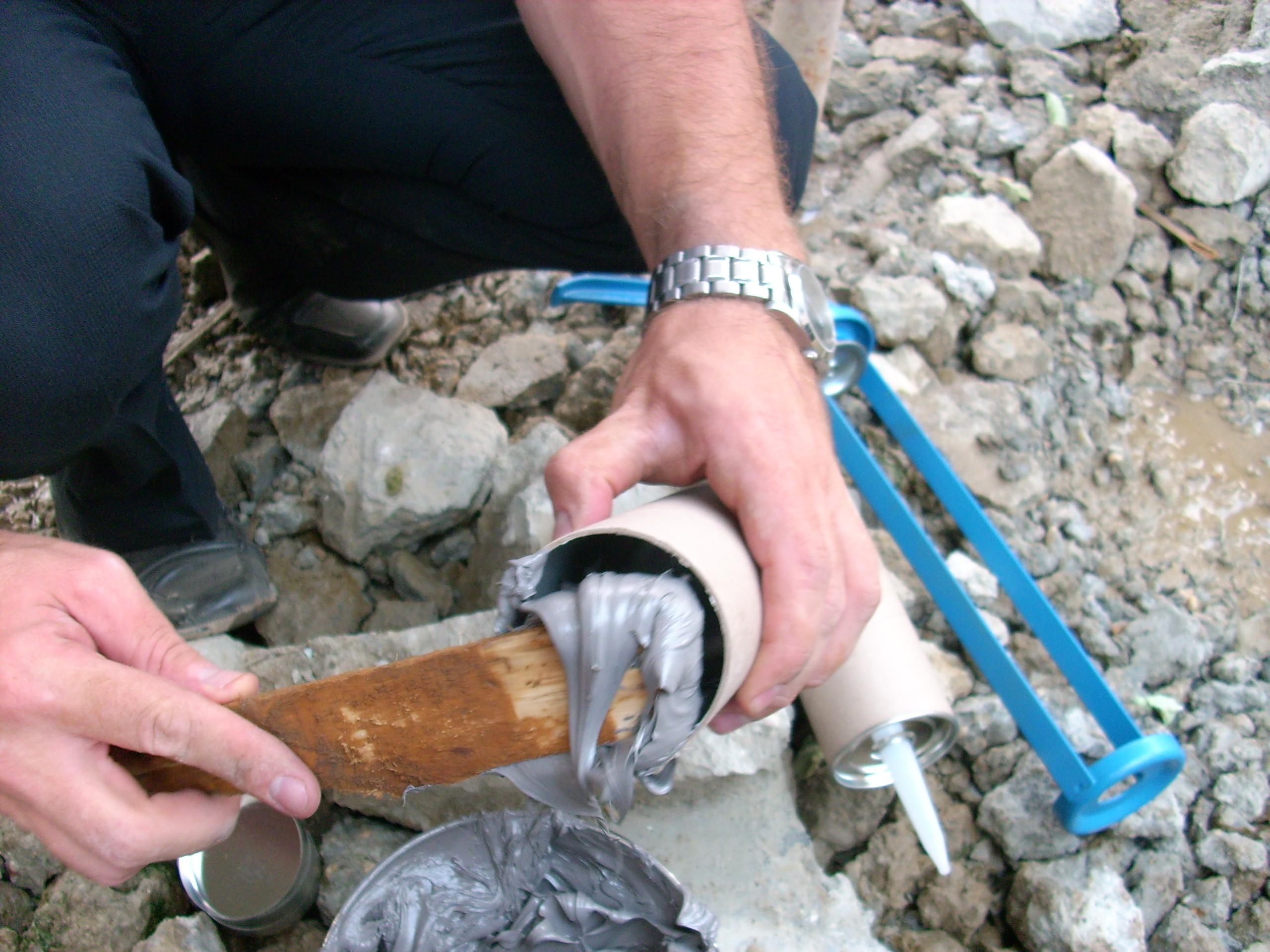 Proba etansare rost de dilatare UNICO PROFIT - Poza 9