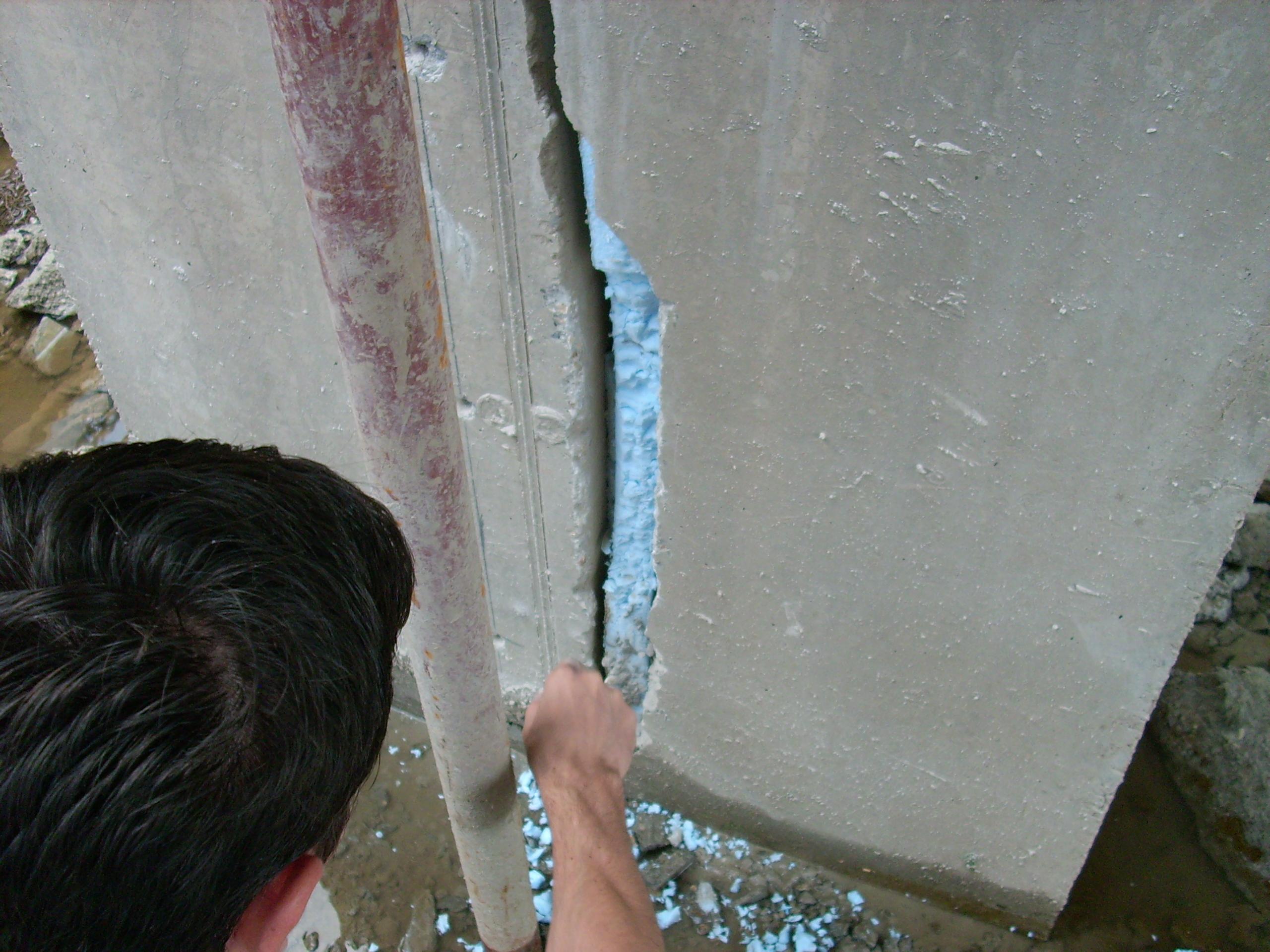 Proba etansare rost de dilatare UNICO PROFIT - Poza 13