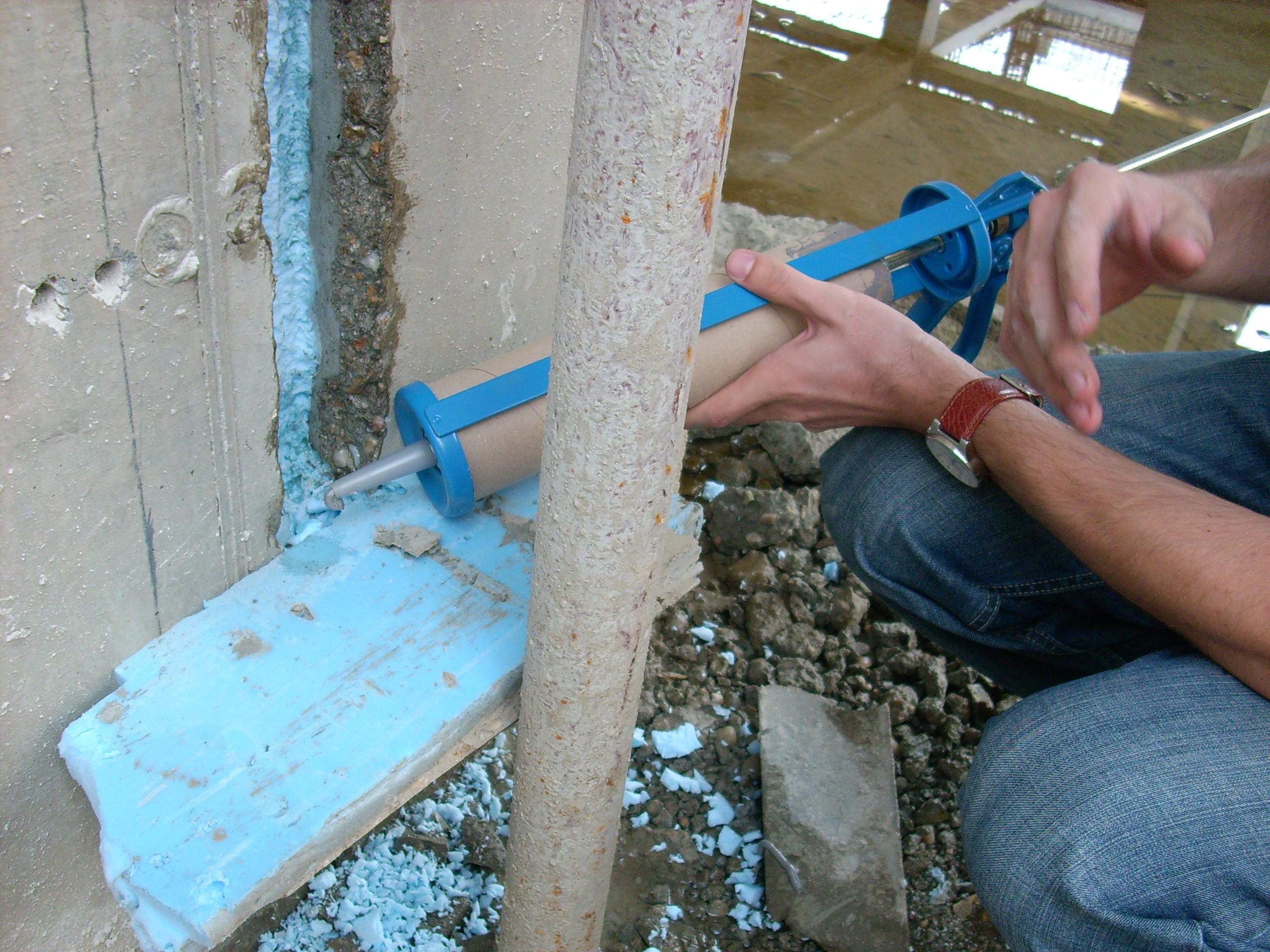 Proba etansare rost de dilatare UNICO PROFIT - Poza 15