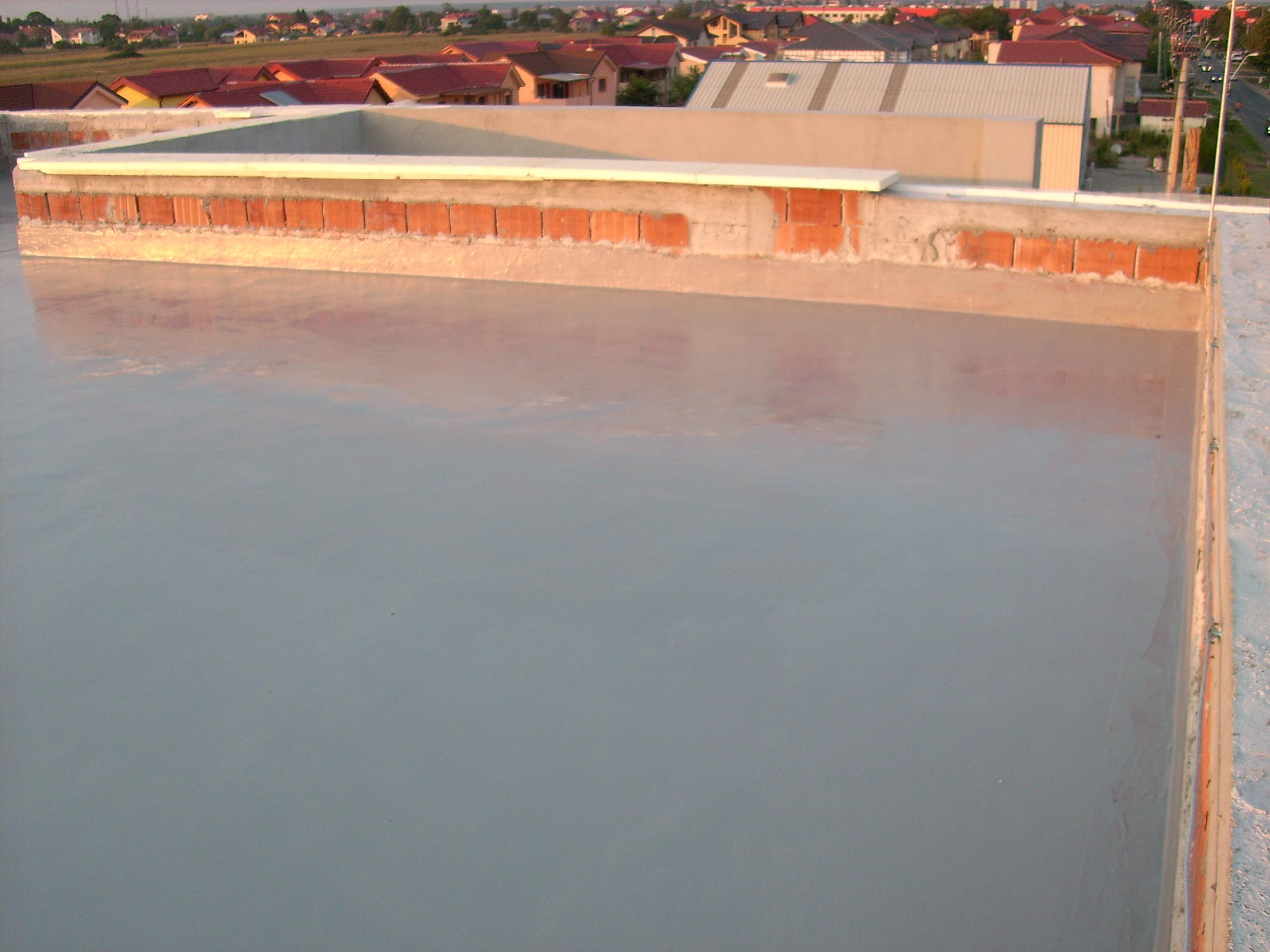 Aplicarea tratamentelor de impermeabilizare - Imobil birouri - DAG MAR - Corbeanca UNICO PROFIT - Poza 40