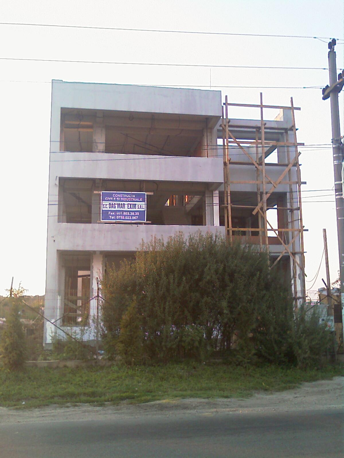 Aplicarea tratamentelor de impermeabilizare - Imobil birouri - DAG MAR - Corbeanca UNICO PROFIT - Poza 81