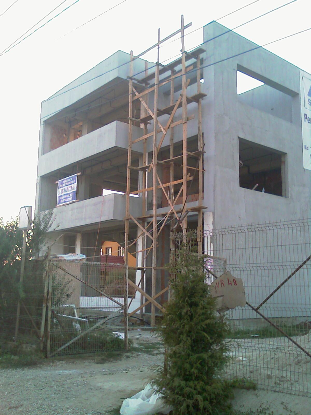 Aplicarea tratamentelor de impermeabilizare - Imobil birouri - DAG MAR - Corbeanca UNICO PROFIT - Poza 89