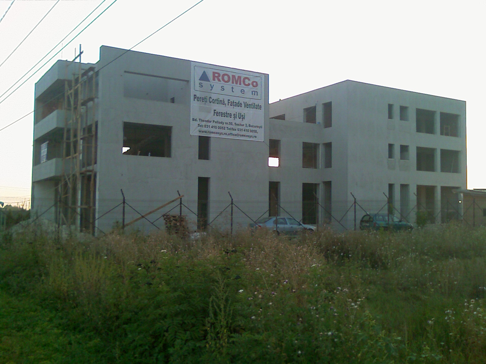 Aplicarea tratamentelor de impermeabilizare - Imobil birouri - DAG MAR - Corbeanca UNICO PROFIT - Poza 99