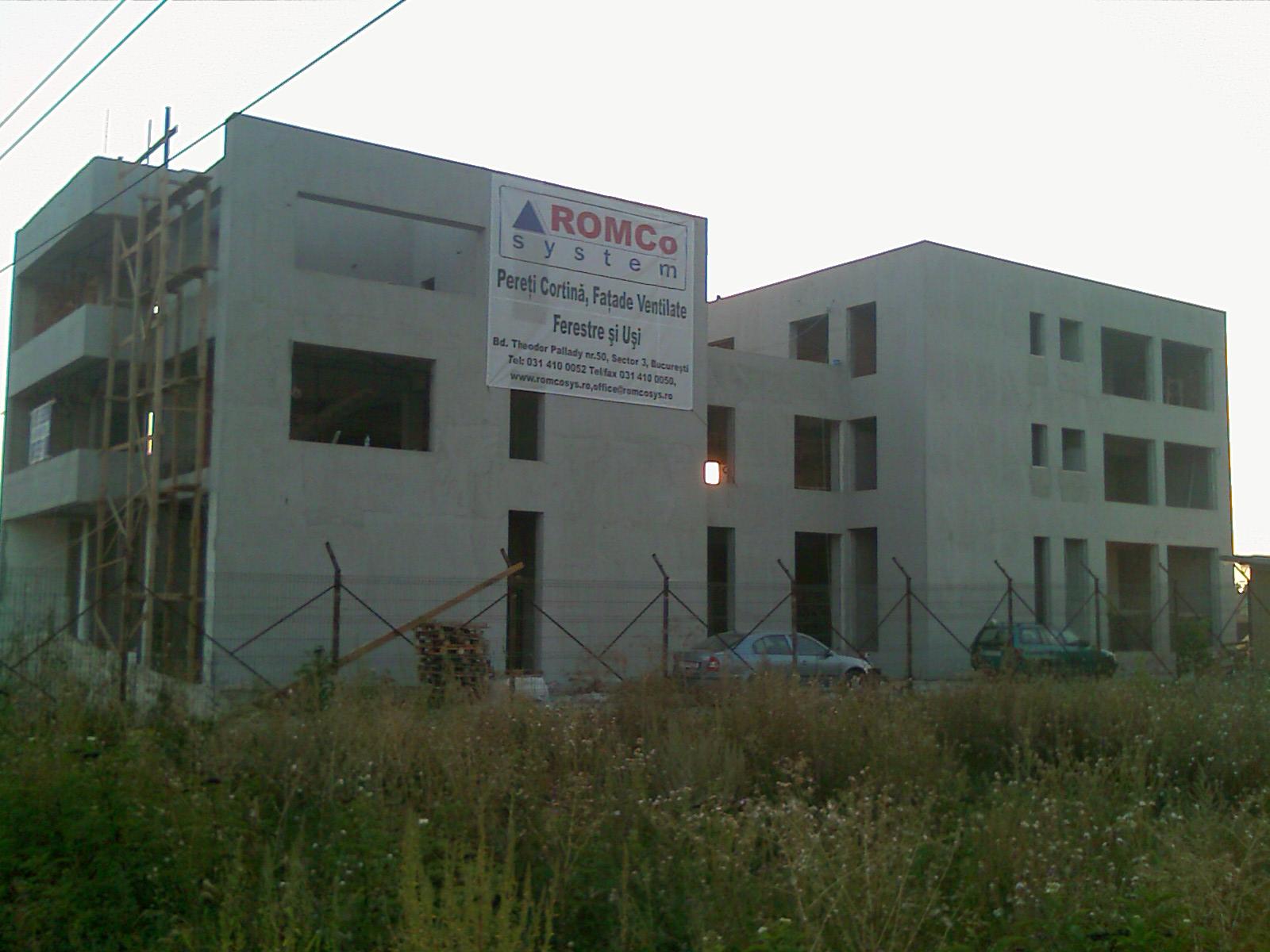 Aplicarea tratamentelor de impermeabilizare - Imobil birouri - DAG MAR - Corbeanca UNICO PROFIT - Poza 105