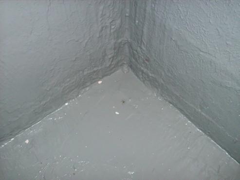 Lucrari, proiecte Aplicarea tratamentelor de impermeabilizare - Bazin de apa pentru incendiu - DAGESH - Turn Platinum UNICO PROFIT - Poza 3