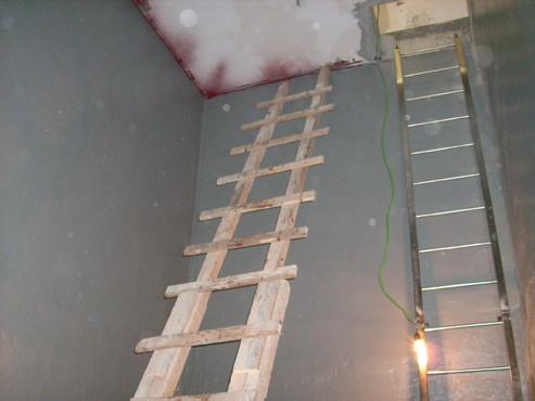 Lucrari, proiecte Aplicarea tratamentelor de impermeabilizare - Bazin de apa pentru incendiu - DAGESH - Turn Platinum UNICO PROFIT - Poza 8