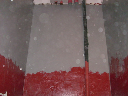 Lucrari, proiecte Aplicarea tratamentelor de impermeabilizare - Bazin de apa pentru incendiu - DAGESH - Turn Platinum UNICO PROFIT - Poza 20