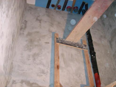 Lucrari, proiecte Aplicarea tratamentelor de impermeabilizare - Bazin de apa pentru incendiu - DAGESH - Turn Platinum UNICO PROFIT - Poza 24