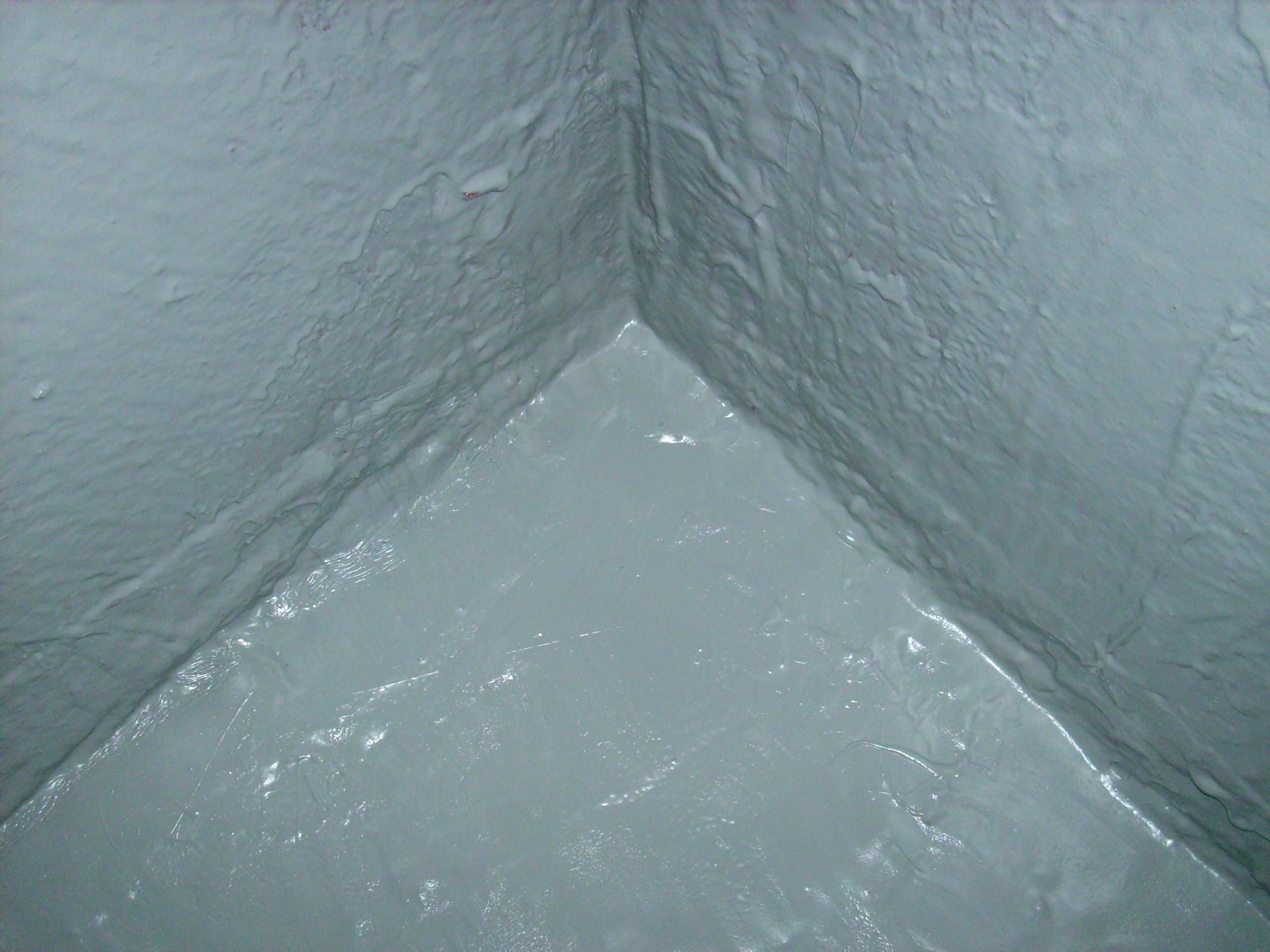 Aplicarea tratamentelor de impermeabilizare - Bazin de apa pentru incendiu - DAGESH - Turn Platinum UNICO PROFIT - Poza 33