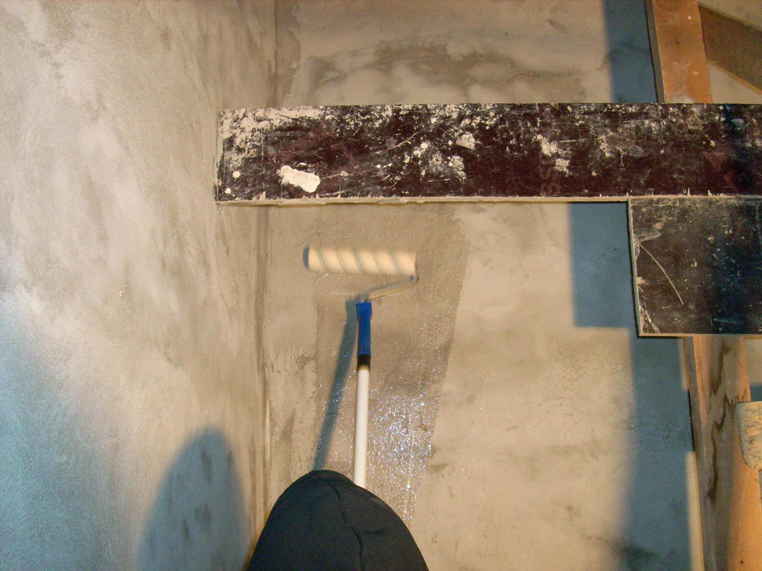 Aplicarea tratamentelor de impermeabilizare - Bazin de apa pentru incendiu - DAGESH - Turn Platinum UNICO PROFIT - Poza 38