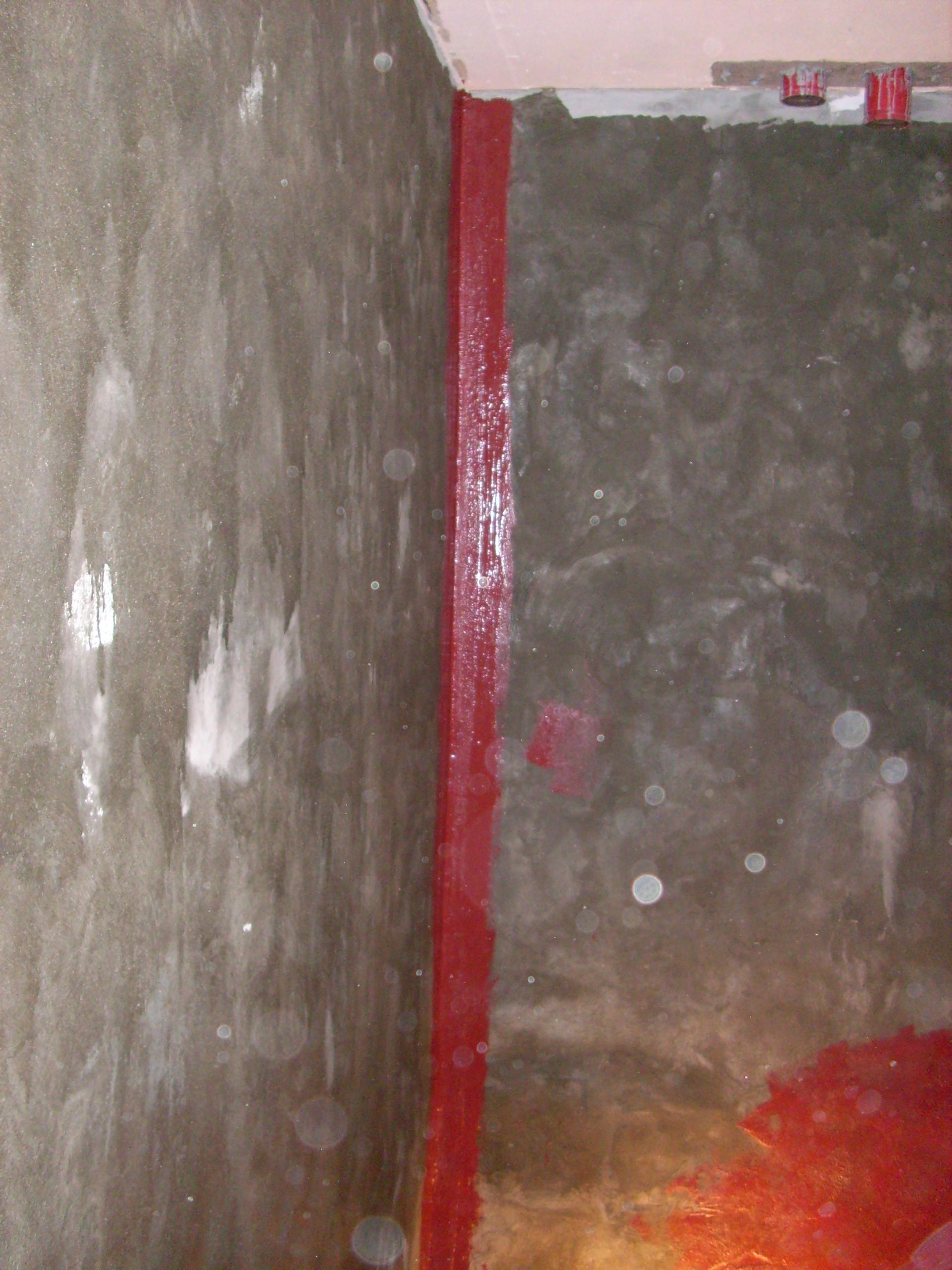 Aplicarea tratamentelor de impermeabilizare - Bazin de apa pentru incendiu - DAGESH - Turn Platinum UNICO PROFIT - Poza 43