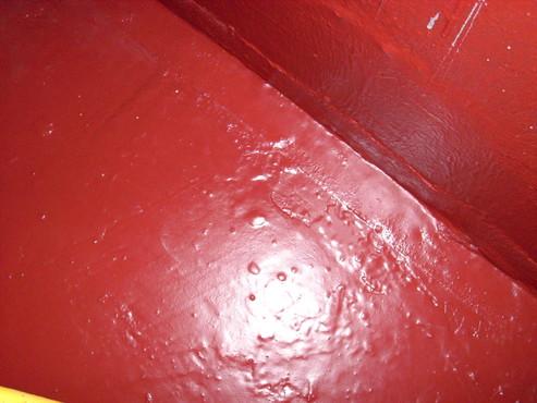 Lucrari, proiecte Aplicarea tratamentelor de impermeabilizare - Bazin de apa pentru incendiu - DAGESH - Turn Platinum UNICO PROFIT - Poza 47