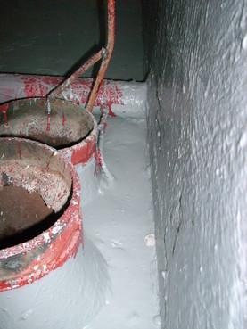 Lucrari, proiecte Aplicarea tratamentelor de impermeabilizare - Bazin de apa pentru incendiu - DAGESH - Turn Platinum UNICO PROFIT - Poza 52