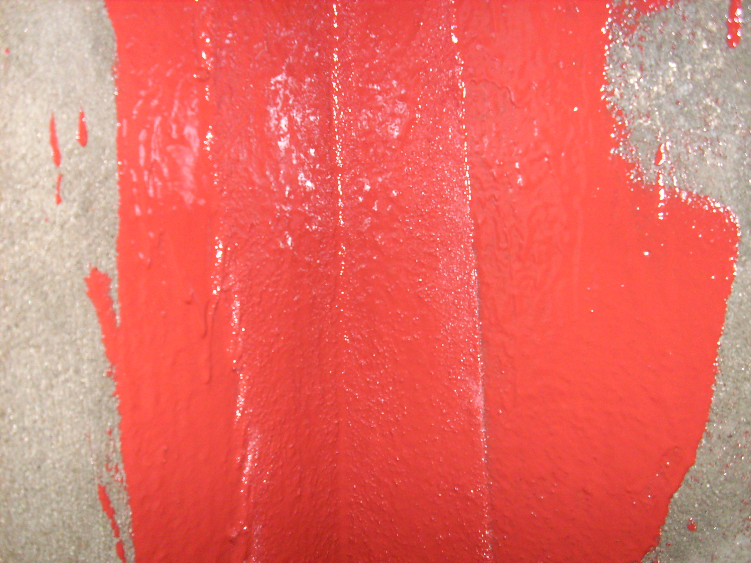 Aplicarea tratamentelor de impermeabilizare - Bazin de apa pentru incendiu - DAGESH - Turn Platinum UNICO PROFIT - Poza 53