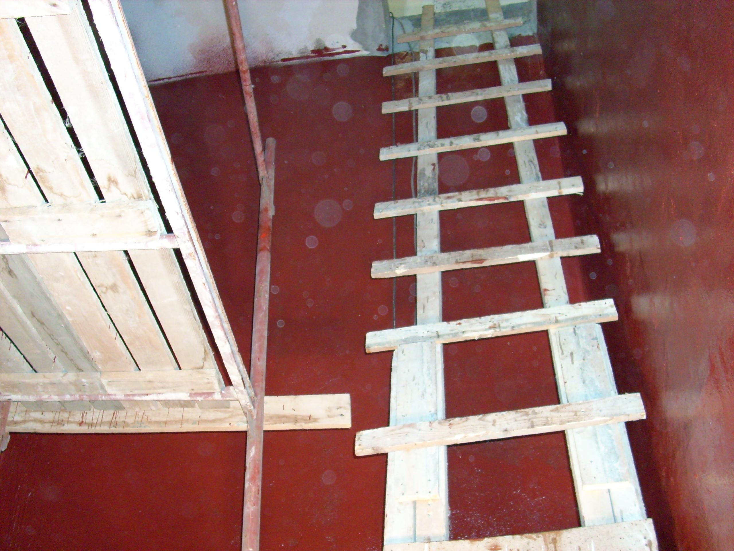 Aplicarea tratamentelor de impermeabilizare - Bazin de apa pentru incendiu - DAGESH - Turn Platinum UNICO PROFIT - Poza 55