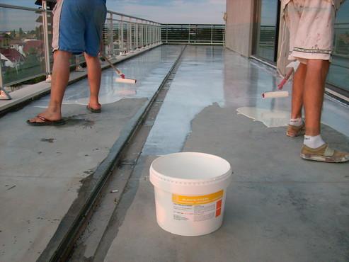 Lucrari, proiecte Aplicarea tratamentelor de impermeabilizare - VERTICAL CONSTRUCT - Straulesti UNICO PROFIT - Poza 66
