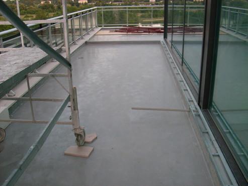 Lucrari, proiecte Aplicarea tratamentelor de impermeabilizare - VERTICAL CONSTRUCT - Straulesti UNICO PROFIT - Poza 86