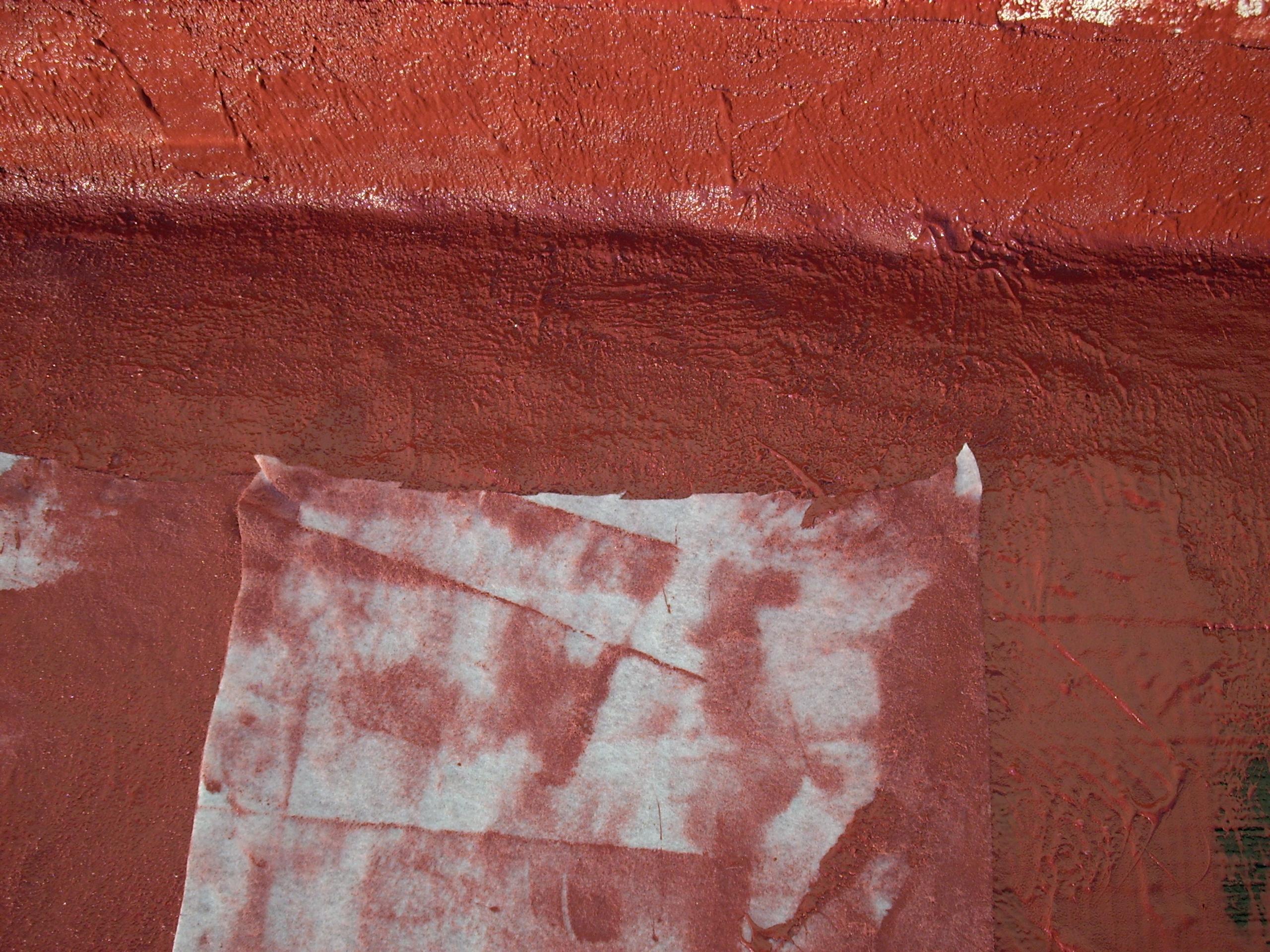 Aplicarea tratamentelor de impermeabilizare - Vila persoana privata - Buftea UNICO PROFIT - Poza 100