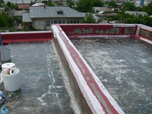 Lucrari, proiecte Aplicarea tratamentelor de impermeabilizare - Vila persoana privata - Pipera UNICO PROFIT - Poza 1