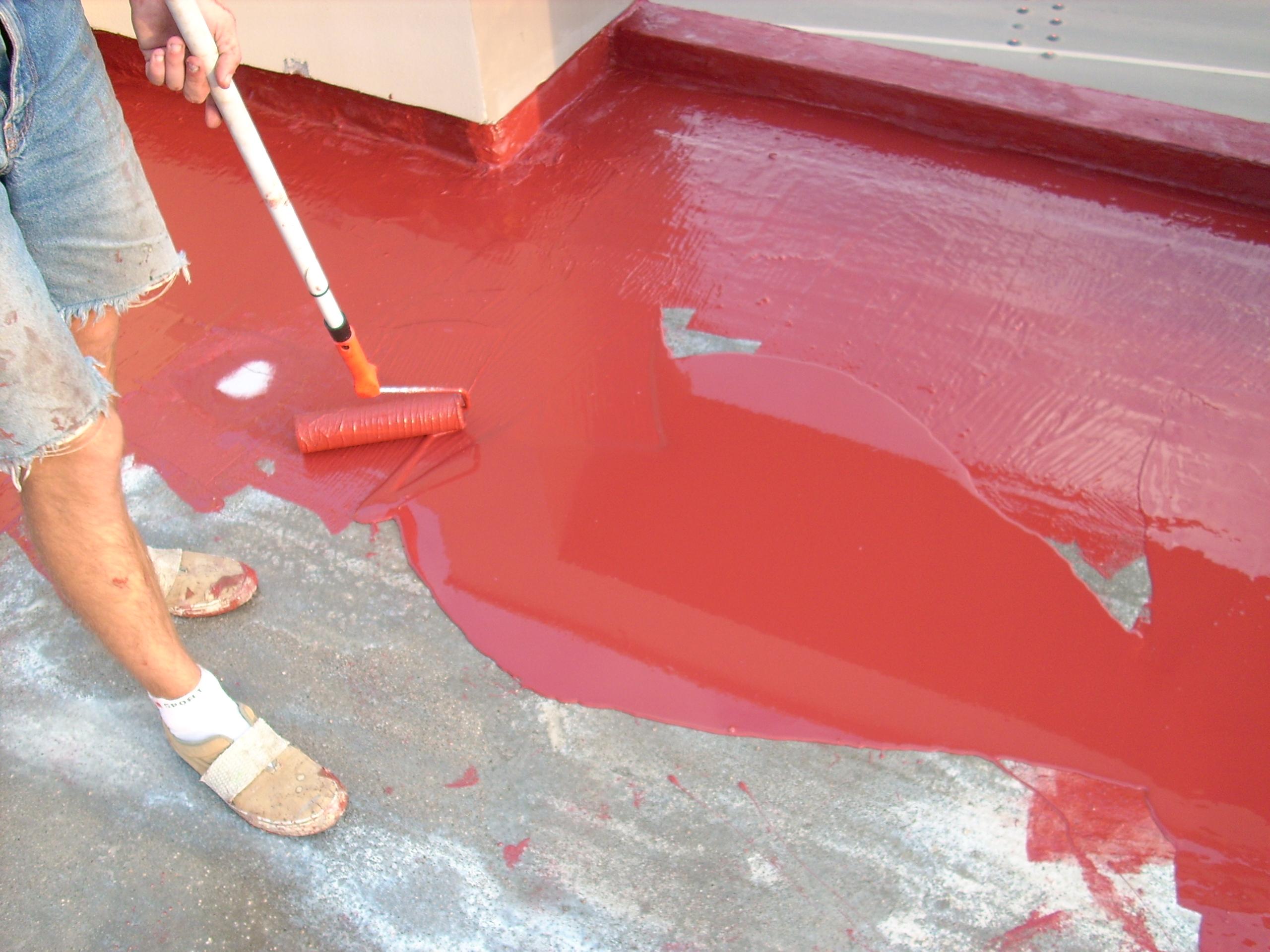 Aplicarea tratamentelor de impermeabilizare - Vila persoana privata - Pipera UNICO PROFIT - Poza 67