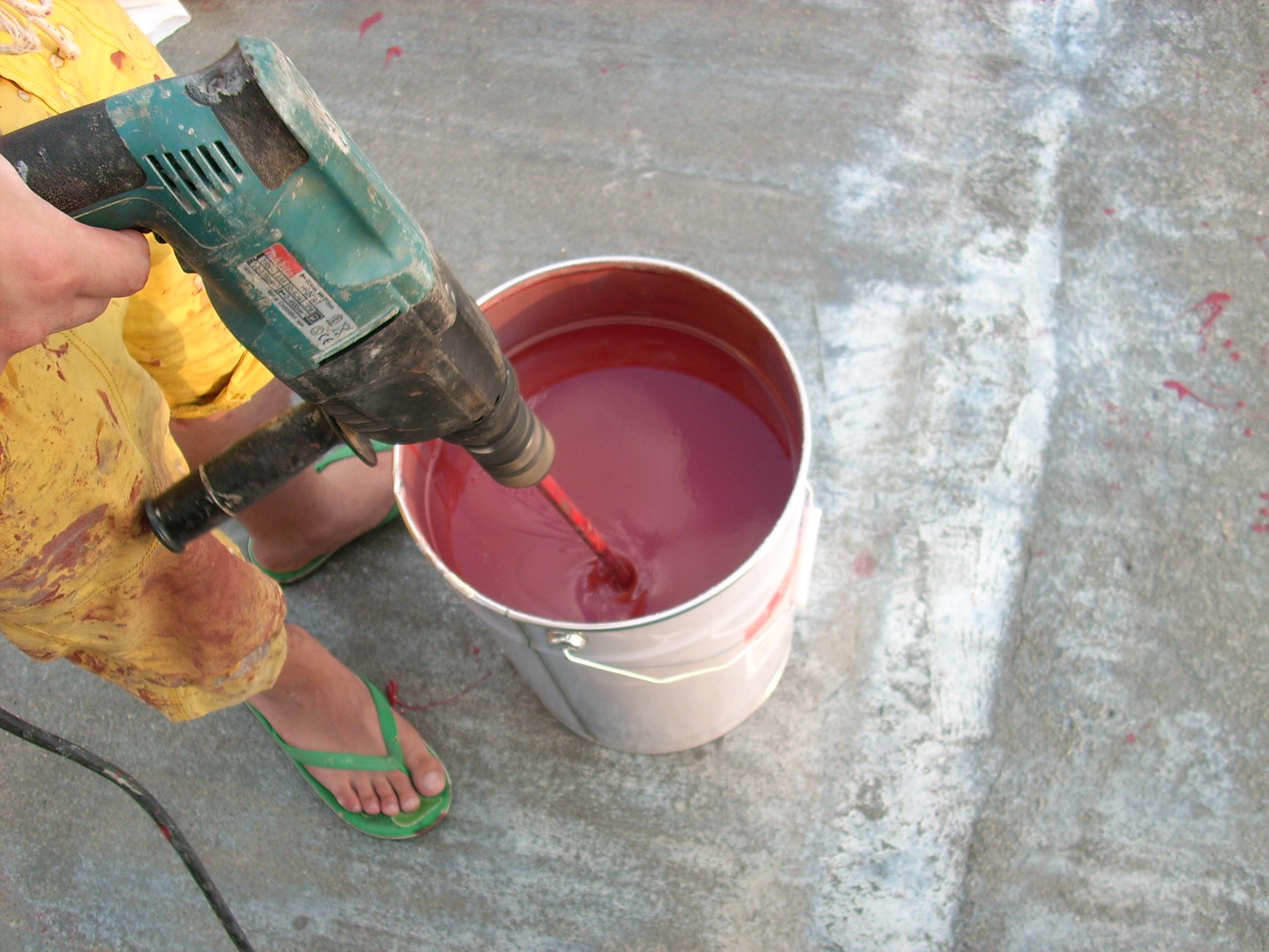 Aplicarea tratamentelor de impermeabilizare - Vila persoana privata - Pipera UNICO PROFIT - Poza 132