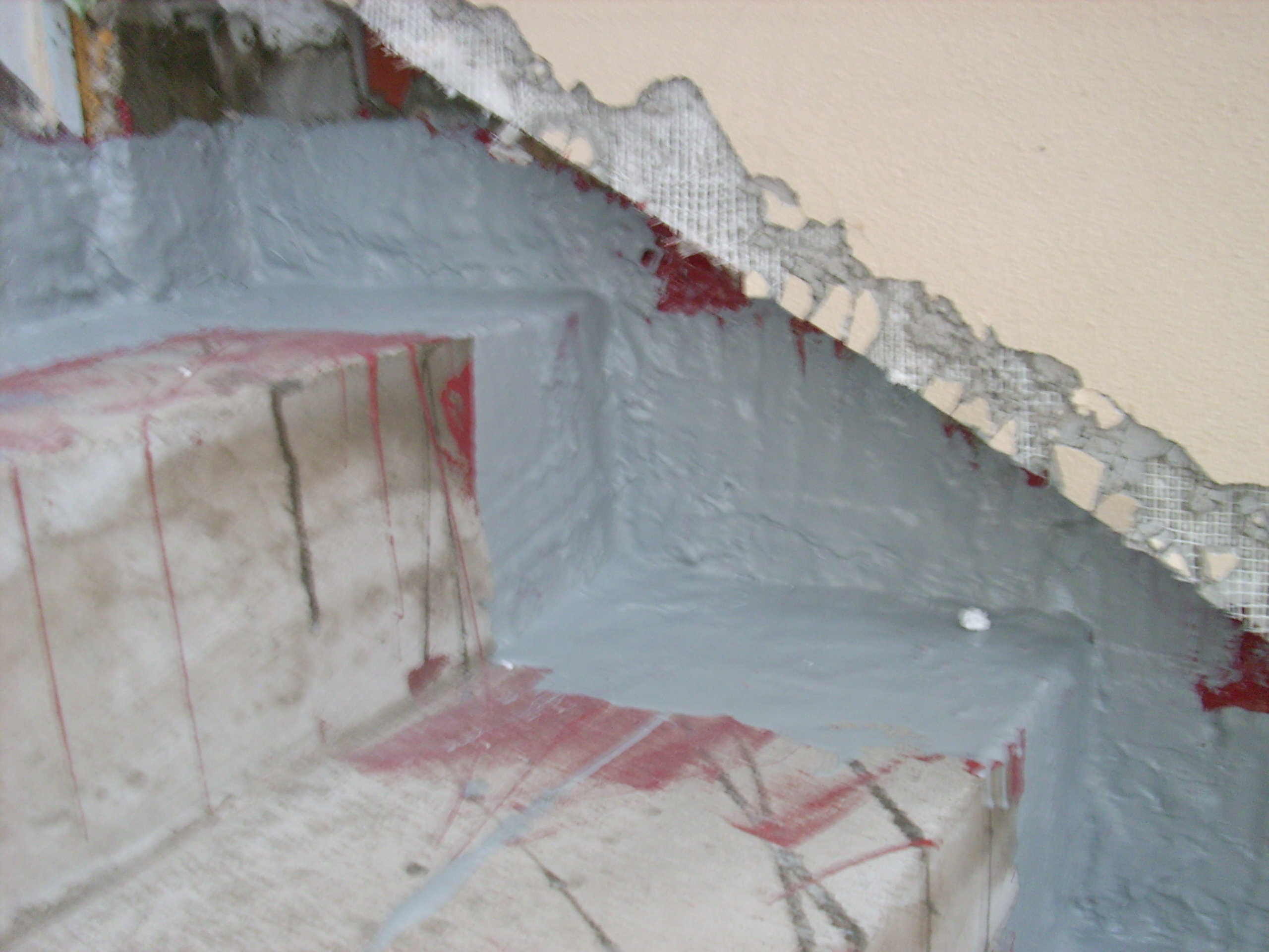 Aplicarea tratamentelor de impermeabilizare - Vila persoana privata - Pipera UNICO PROFIT - Poza 137