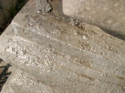 Aplicarea tratamentelor de impermeabilizare - Monument funerar / Aplicare tratament de impermeabilizare - RADCON FORMULA #7