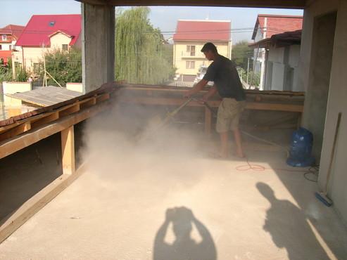 Lucrari, proiecte Aplicarea tratamentelor de impermeabilizare - Persoana privata - terasa UNICO PROFIT - Poza 41