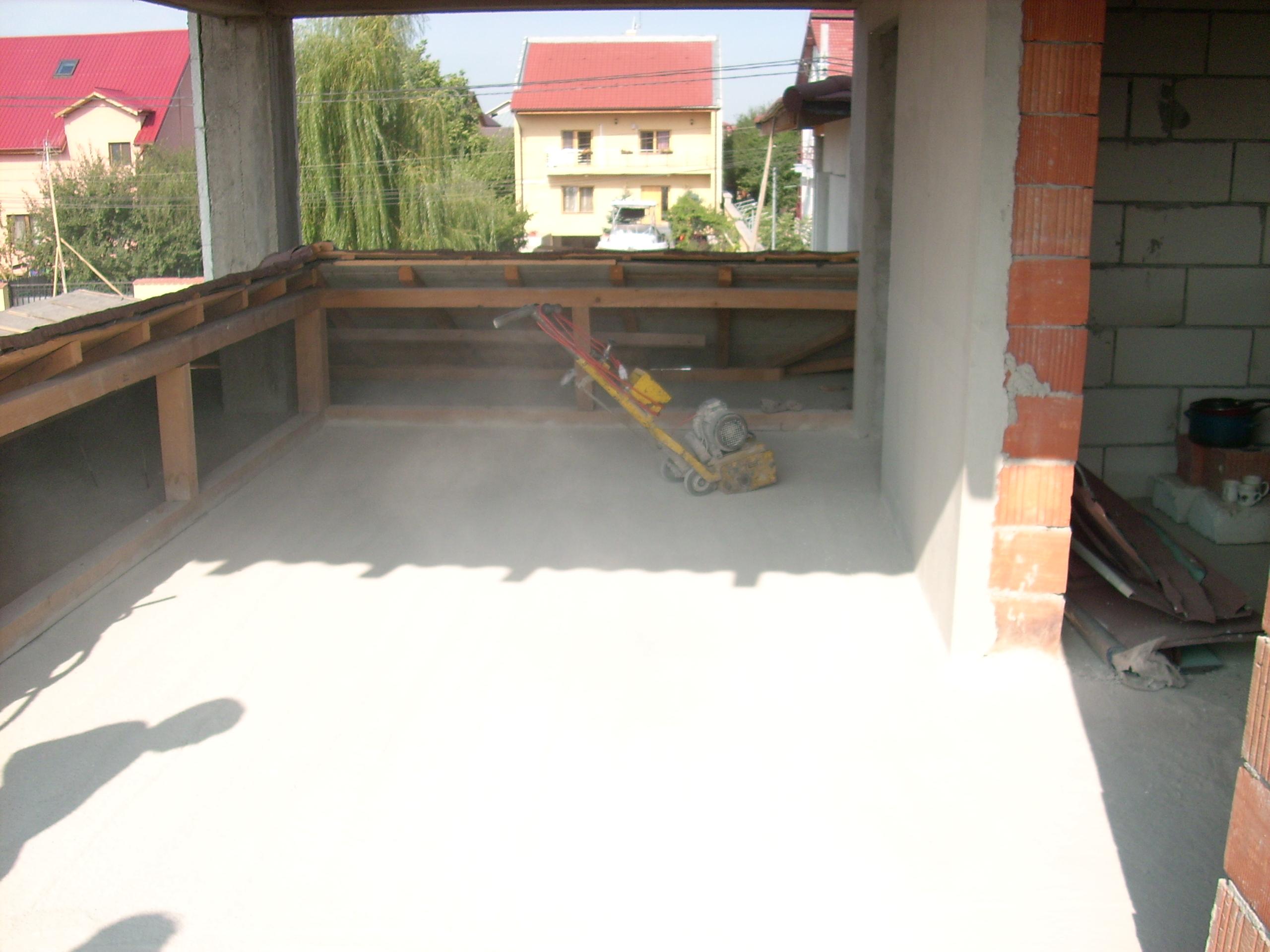 Aplicarea tratamentelor de impermeabilizare - Persoana privata - terasa UNICO PROFIT - Poza 46
