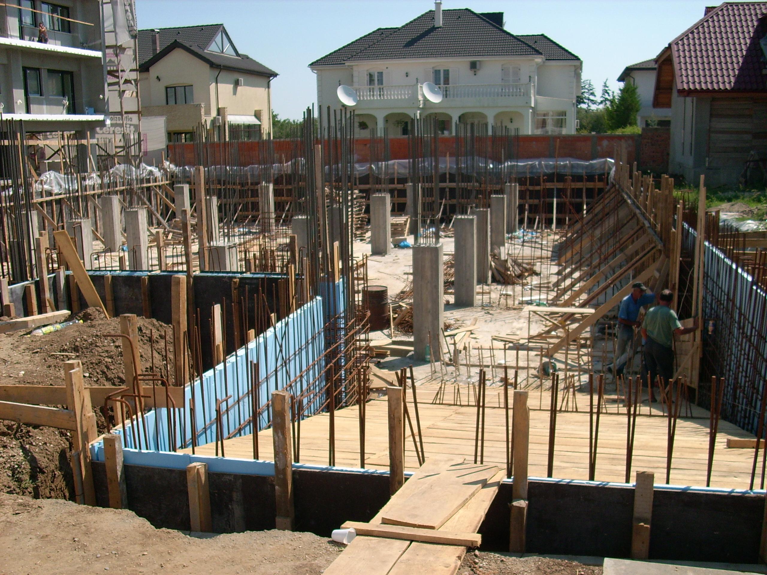 Aditiv in beton - Ansamblu rezidential - Str Erou Iancu Nicolae UNICO PROFIT - Poza 2