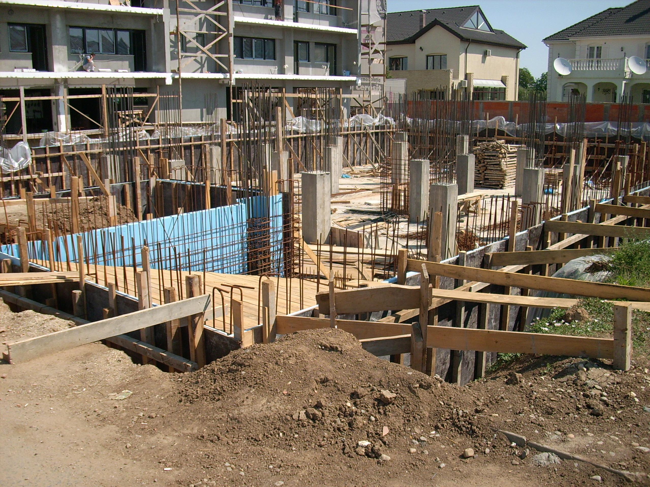 Aditiv in beton - Ansamblu rezidential - Str Erou Iancu Nicolae UNICO PROFIT - Poza 3