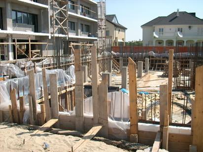 Aditiv in beton - Ansamblu rezidential - Str Erou Iancu Nicolae / Aplicare tratament de impermeabilizare - RADMYX