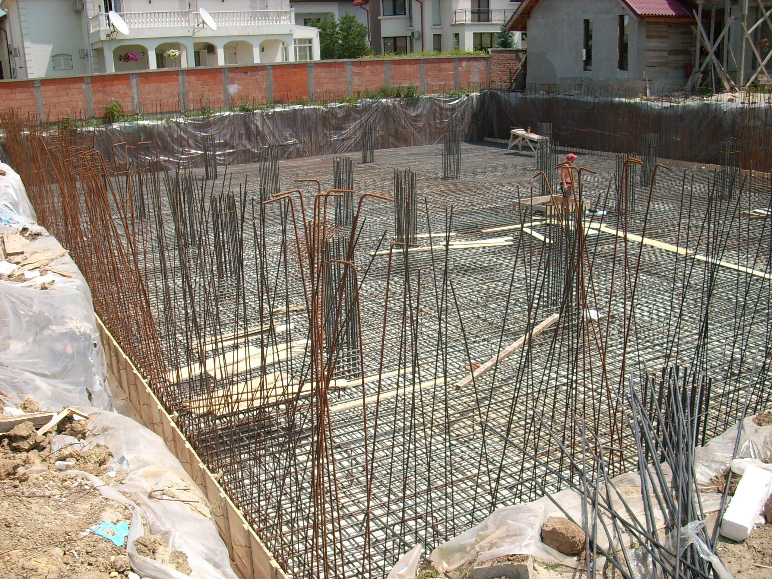 Aditiv in beton - Ansamblu rezidential - Str Erou Iancu Nicolae UNICO PROFIT - Poza 11