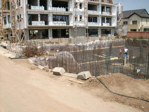 Lucrari, proiecte Aditiv in beton - Ansamblu rezidential - Str Erou Iancu Nicolae UNICO PROFIT - Poza 12