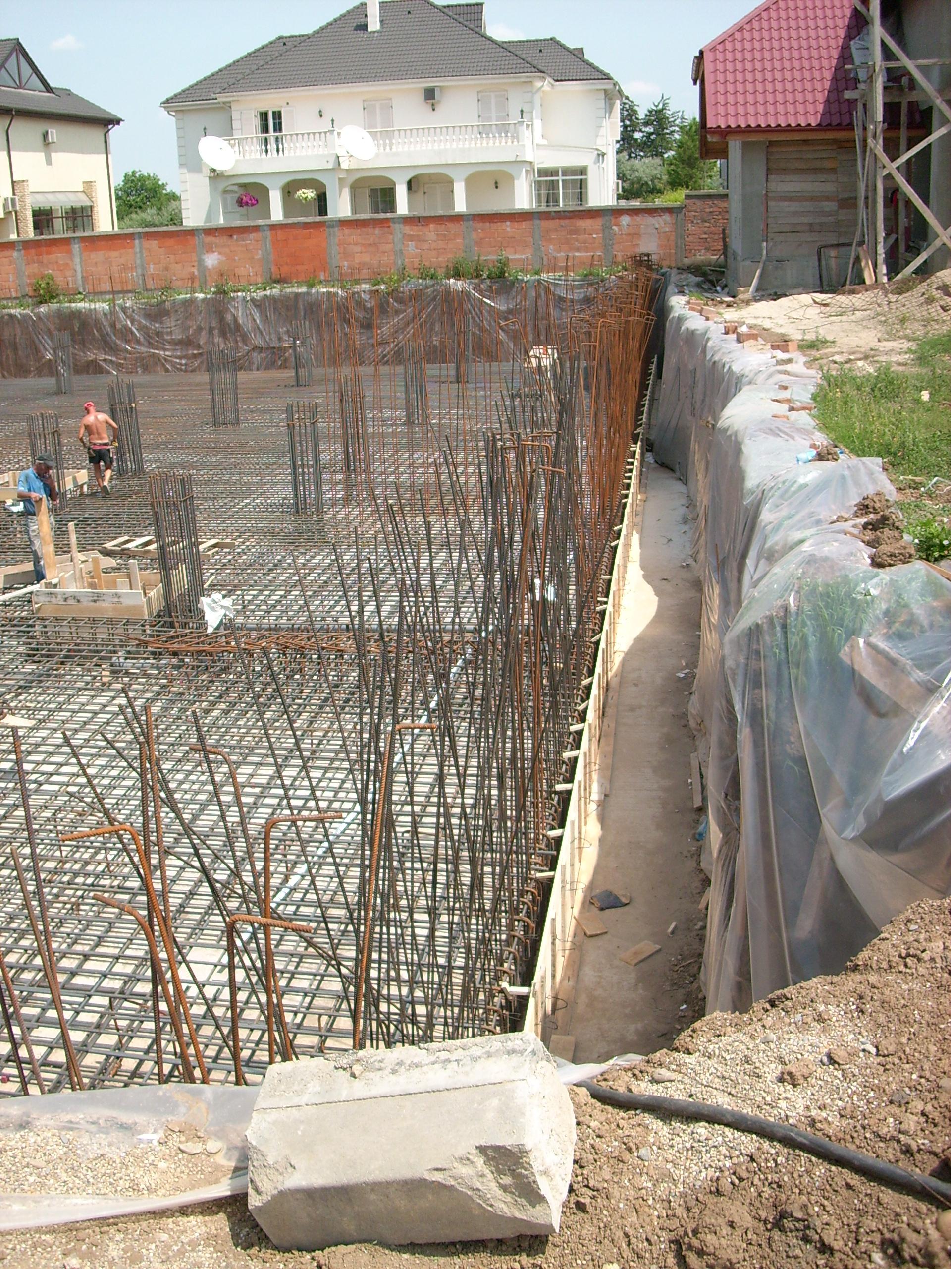 Aditiv in beton - Ansamblu rezidential - Str Erou Iancu Nicolae UNICO PROFIT - Poza 14