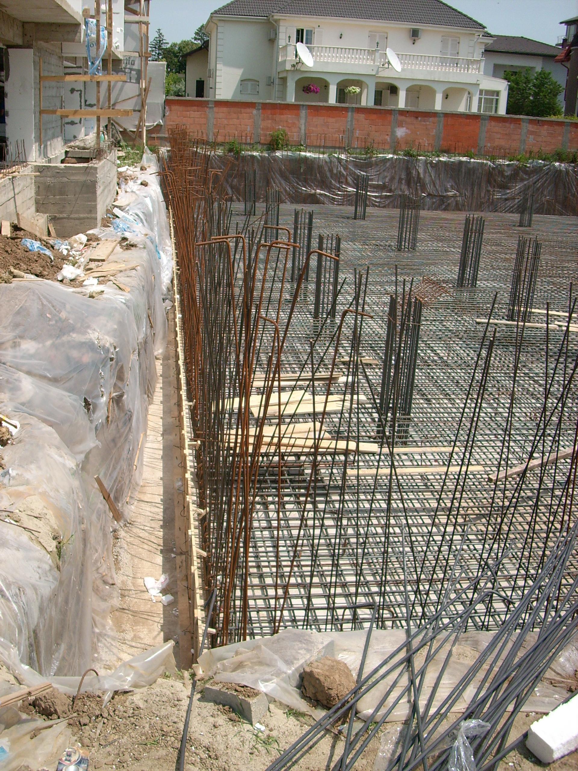 Aditiv in beton - Ansamblu rezidential - Str Erou Iancu Nicolae UNICO PROFIT - Poza 15