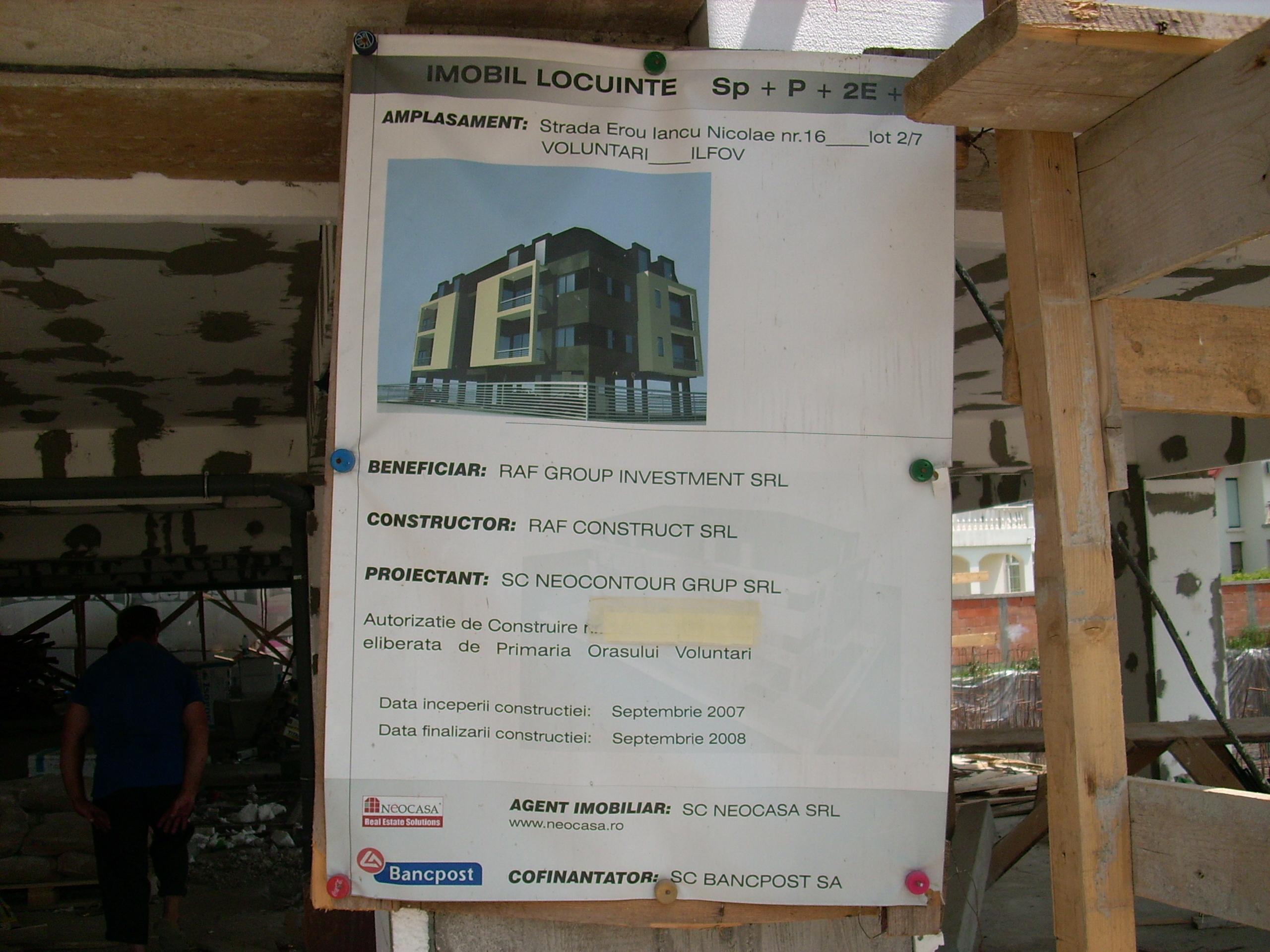 Aditiv in beton - Ansamblu rezidential - Str Erou Iancu Nicolae UNICO PROFIT - Poza 17