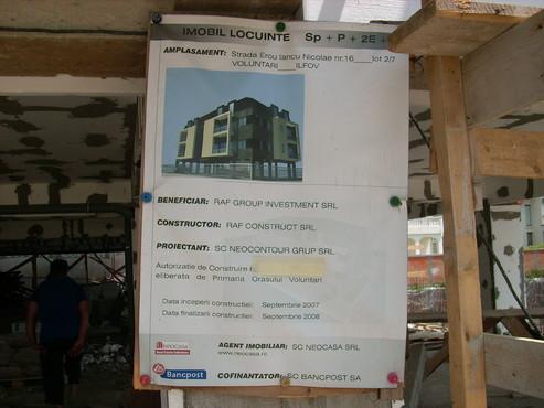 Lucrari, proiecte Aditiv in beton - Ansamblu rezidential - Str Erou Iancu Nicolae UNICO PROFIT - Poza 17