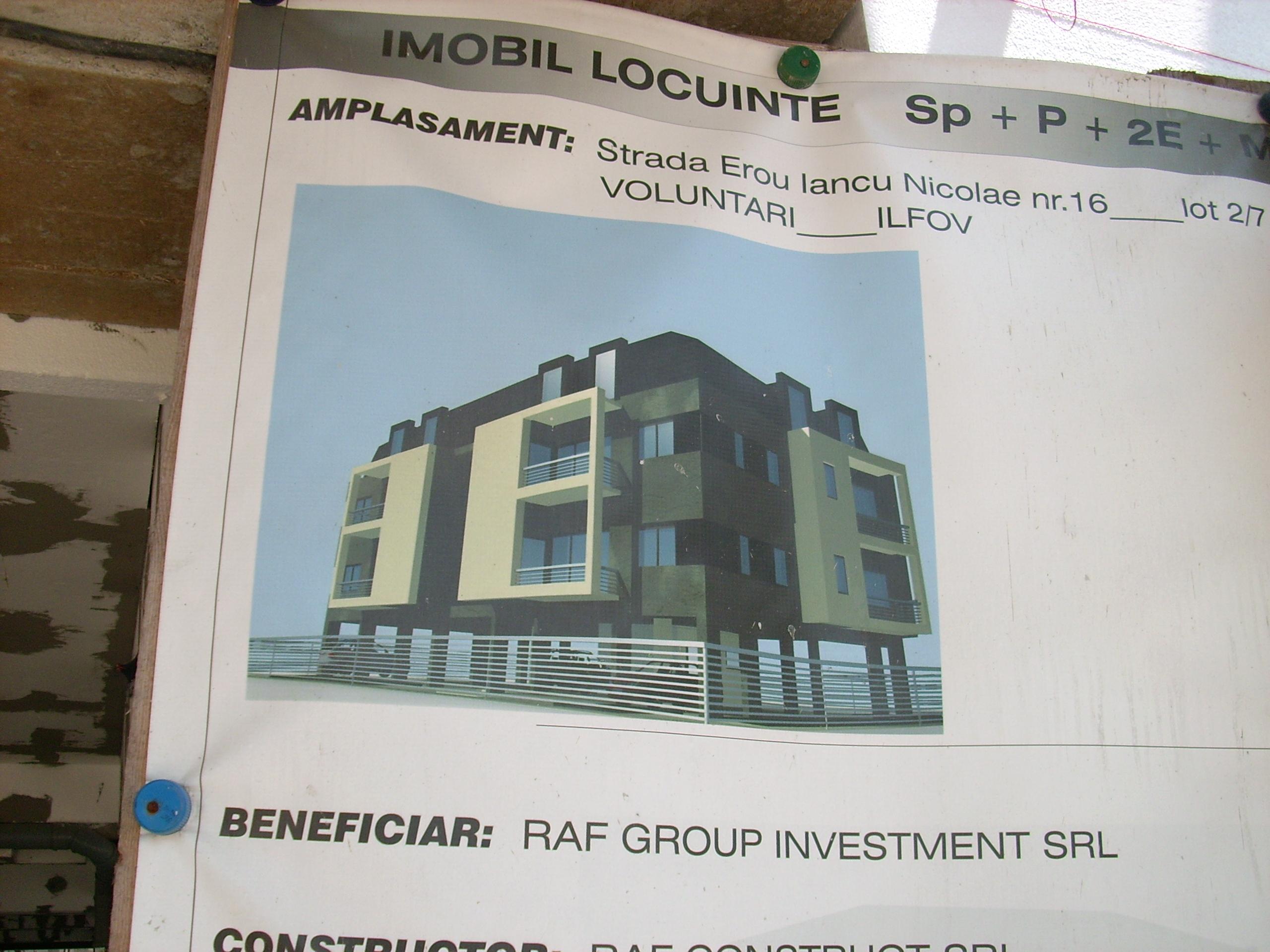 Aditiv in beton - Ansamblu rezidential - Str Erou Iancu Nicolae UNICO PROFIT - Poza 18