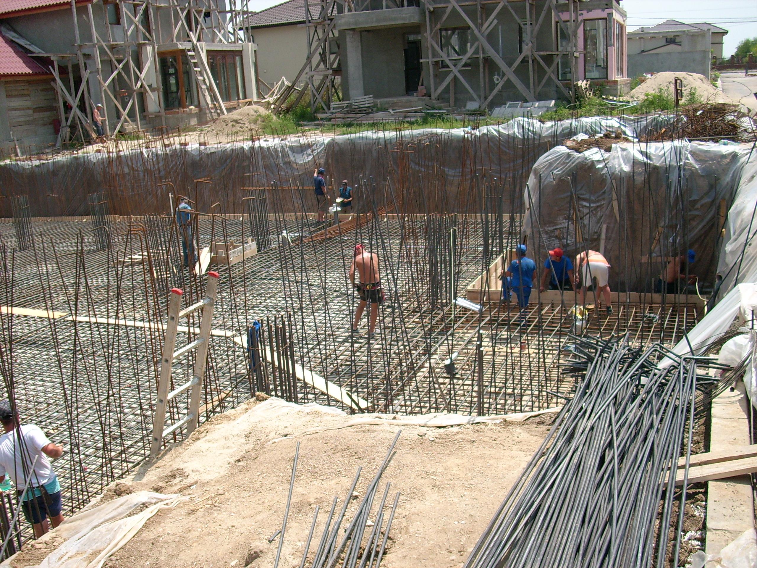 Aditiv in beton - Ansamblu rezidential - Str Erou Iancu Nicolae UNICO PROFIT - Poza 22